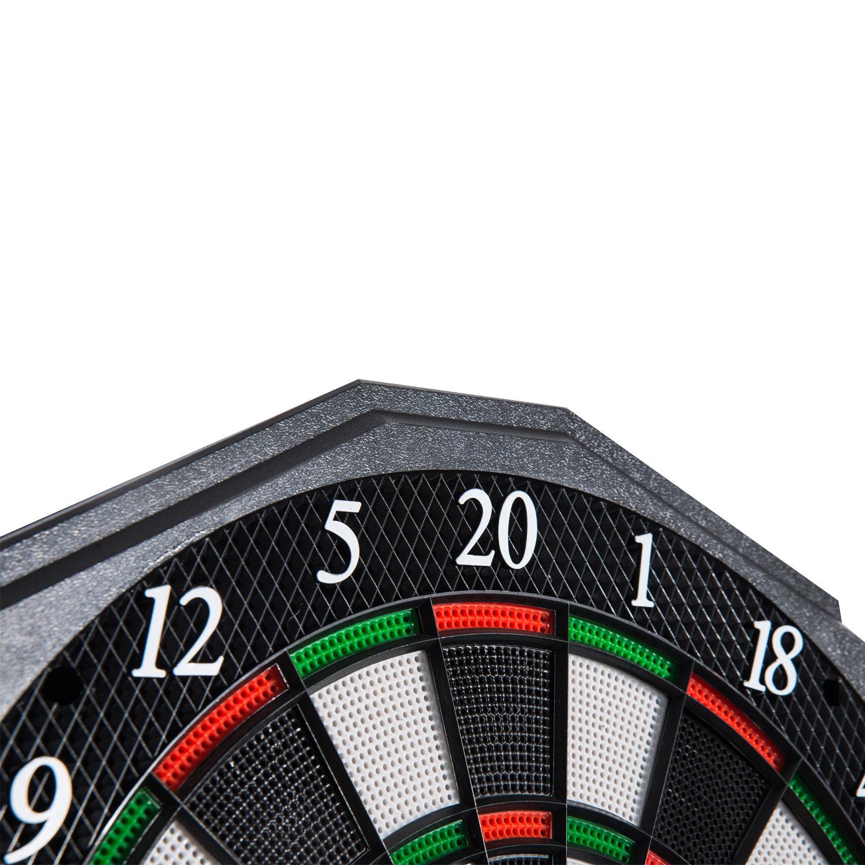 DART-BOARD-ELECTRONIC-DARTBOARD-LED-SCORE-DISPLAY-SOFT-TIP-MANY-GAMES-DARTS thumbnail 32
