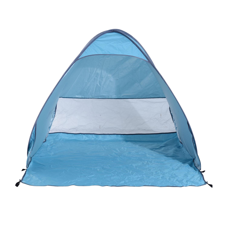 Indexbild 12 - Outsunny-Wurfzelt-Strandzelt-Pop-Up-Zelt-Strandmuschel-Automatisch-Campingzelt