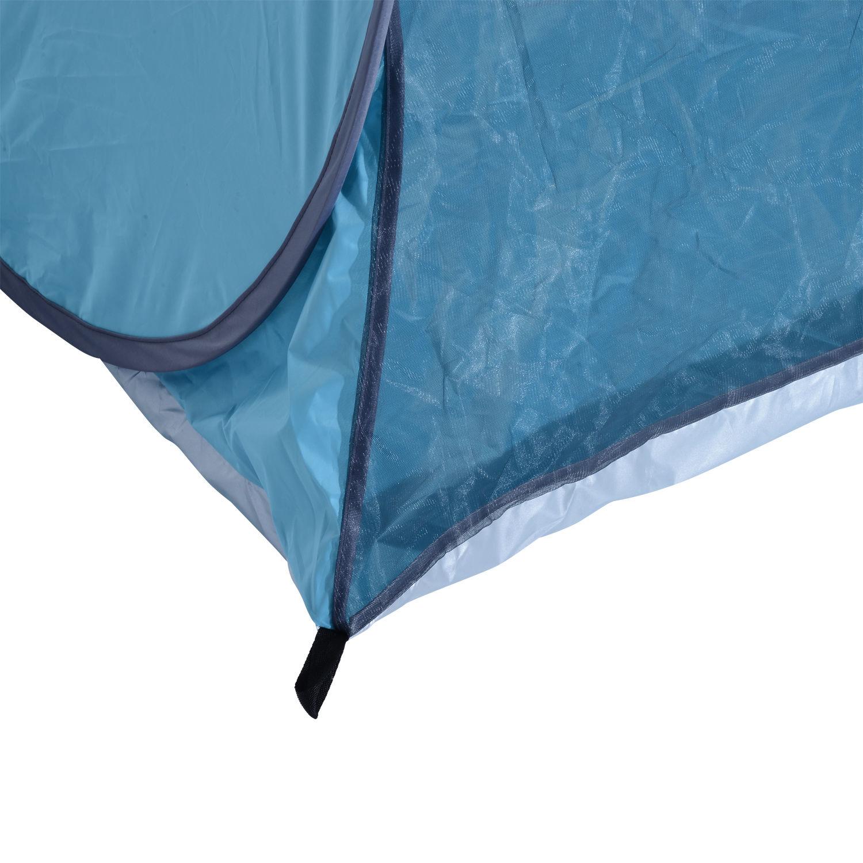 Indexbild 18 - Outsunny-Wurfzelt-Strandzelt-Pop-Up-Zelt-Strandmuschel-Automatisch-Campingzelt