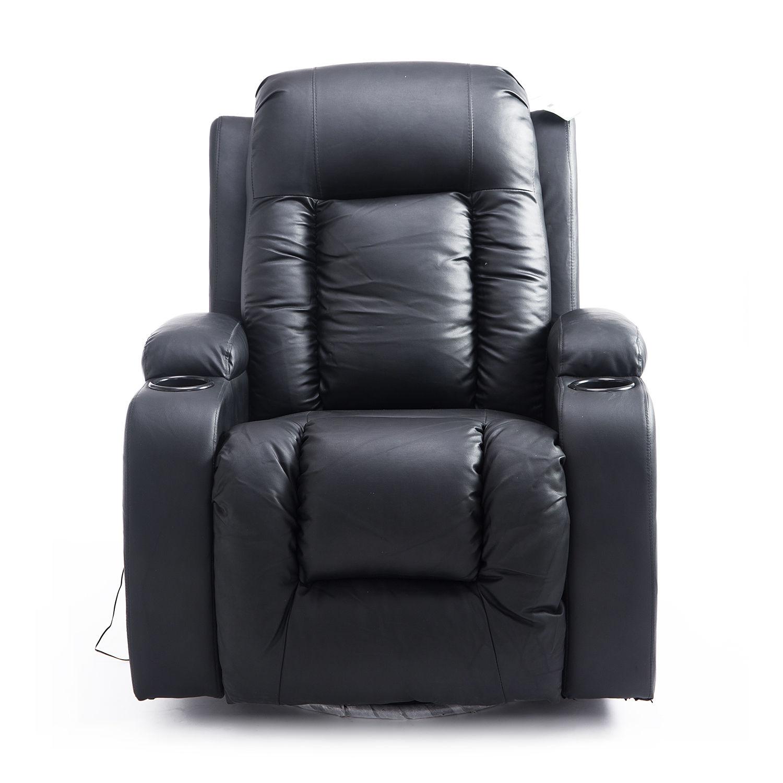 Massagesessel-Fernsehsessel-mit-Waermefunktion-Relaxsessel-inkl-Fernbedienung Indexbild 23