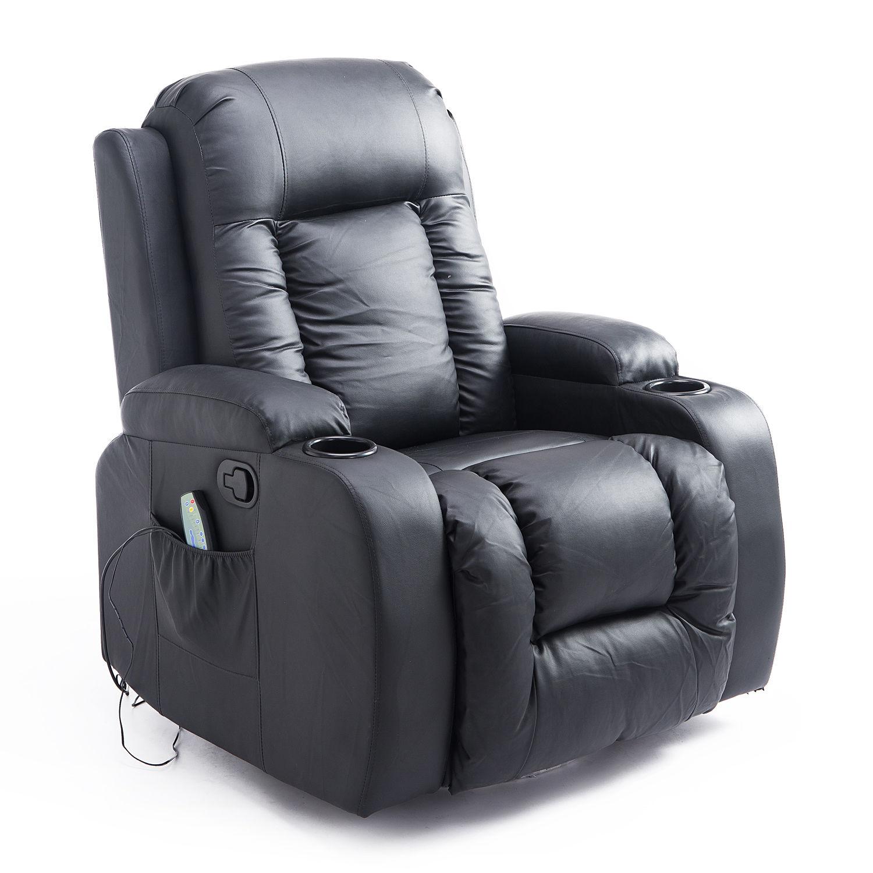 Massagesessel-Fernsehsessel-mit-Waermefunktion-Relaxsessel-inkl-Fernbedienung Indexbild 25