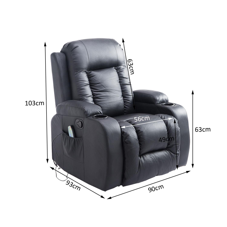 Massagesessel-Fernsehsessel-mit-Waermefunktion-Relaxsessel-inkl-Fernbedienung Indexbild 24