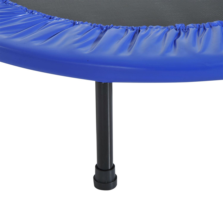 Trampolin-Minitrampolin-Sport-Fitness-Garten-Fitness-Stahl-PVC-2-Farben Indexbild 16