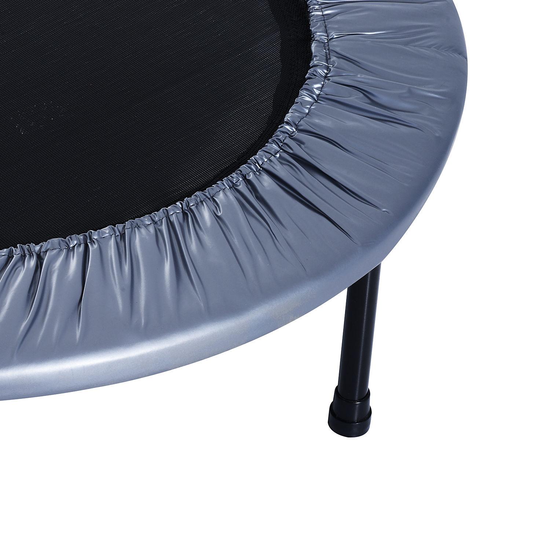 Trampolin-Minitrampolin-Sport-Fitness-Garten-Fitness-Stahl-PVC-2-Farben Indexbild 24