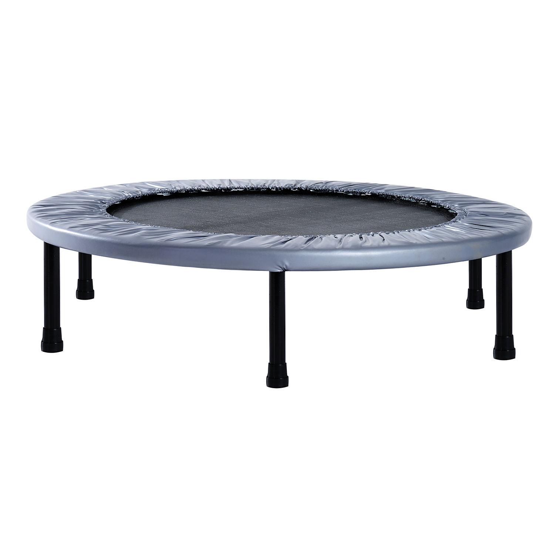 Trampolin-Minitrampolin-Sport-Fitness-Garten-Fitness-Stahl-PVC-2-Farben Indexbild 19
