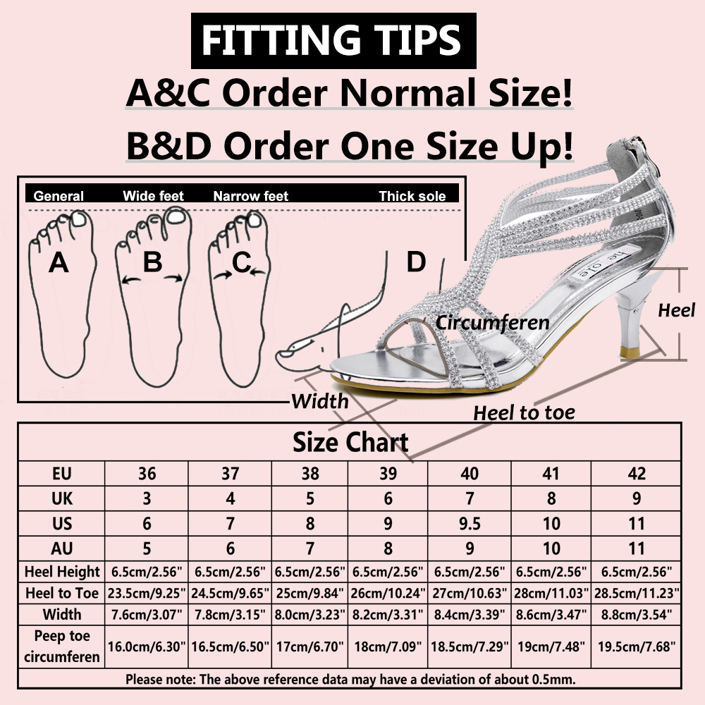 Womens-Ladies-Low-Kitten-Heel-Wedding-Glitter-Sandals-Strappy-Silver-Shoes thumbnail 36