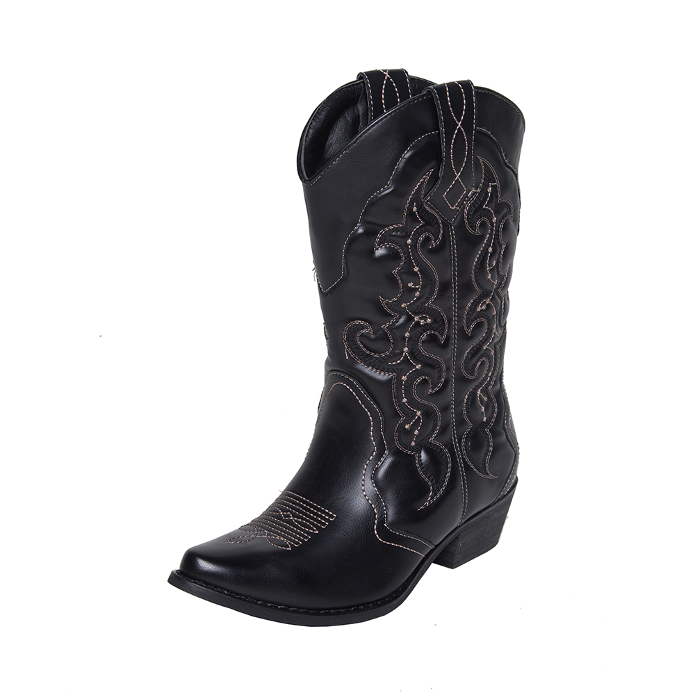 FREE SHIP Womens Ladies Cowboy Boots Western Cowgirl