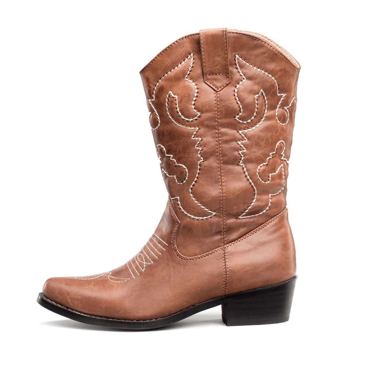 FREE-SHIP-SheSole-Womens-Cowboy-Cowgirl-Boots-Western-Wedding-Dress-Shoes