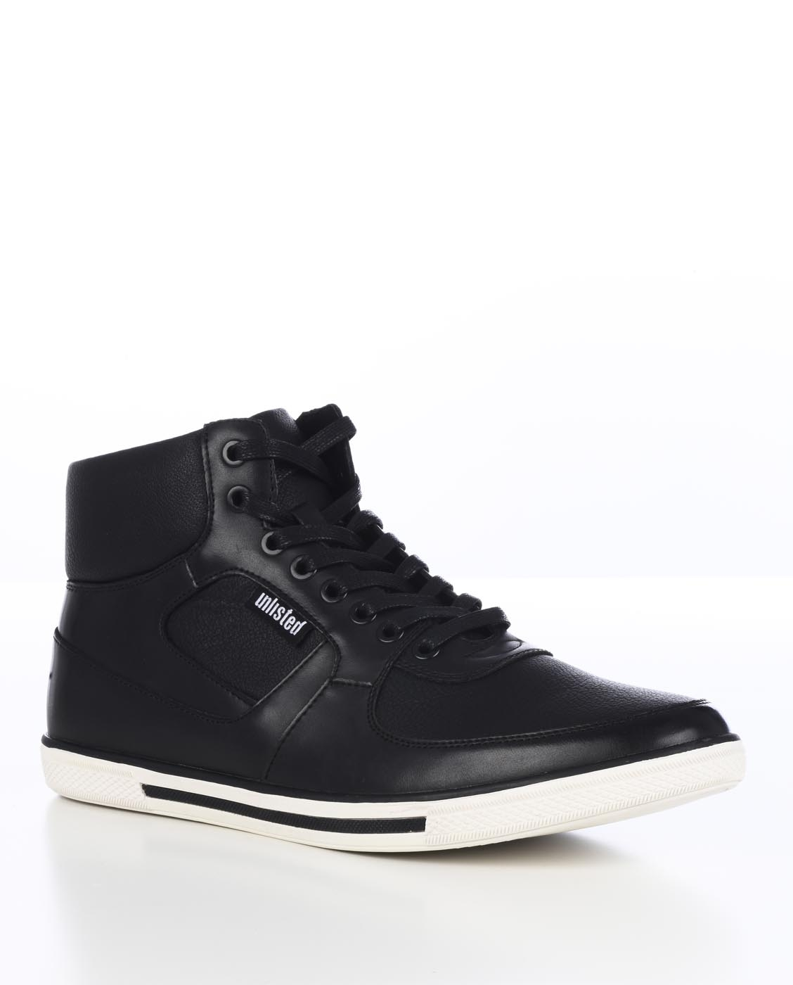 NEW-KENNETH-COLE-UNLISTED-MEN-039-S-CROWN-IT-FASHION-SNEAKER-SHOES-HI-TOP-JMH6SY018 thumbnail 6