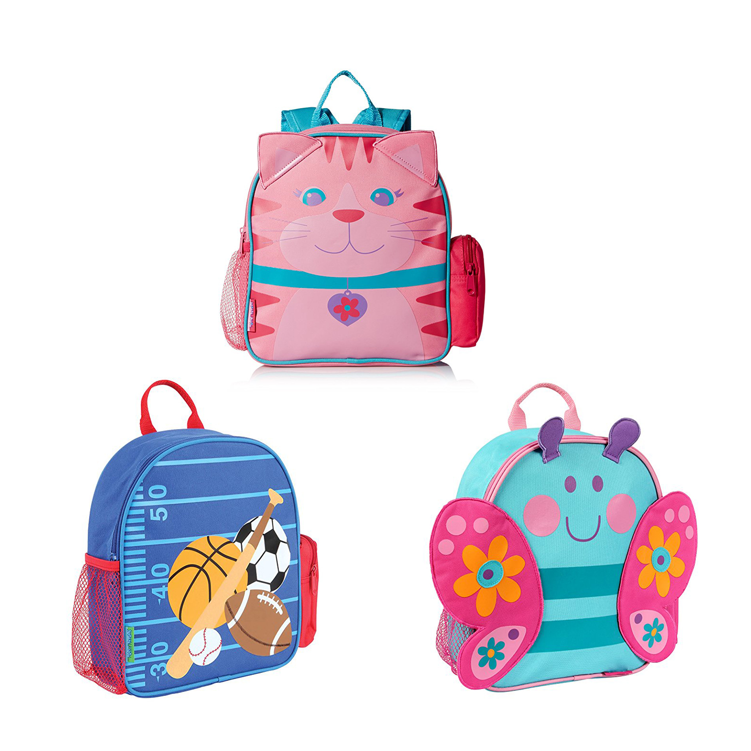NEW Stephen Joseph Mini Sidekicks Backpack