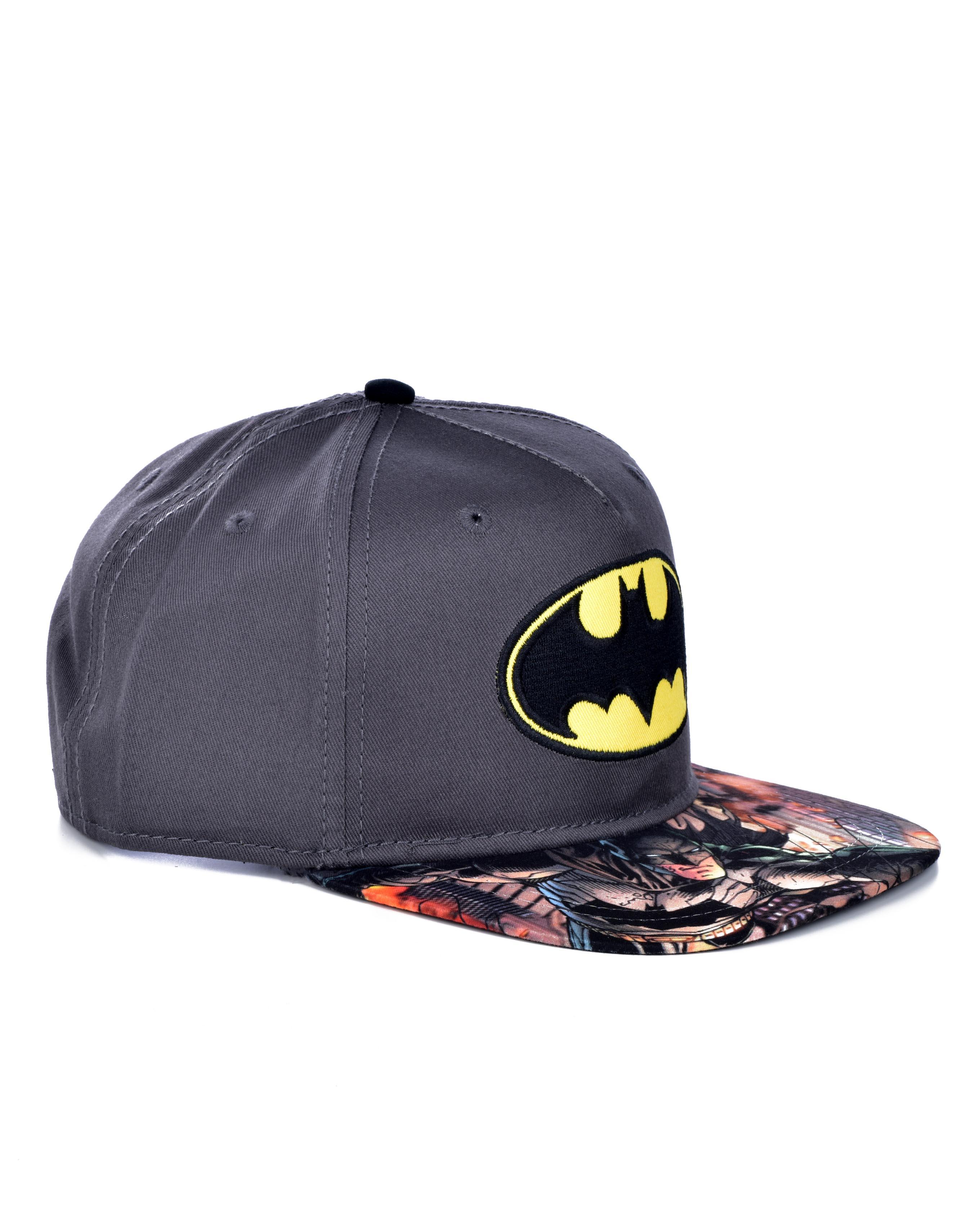 info for b8cea d7741 NEW-DC-Comics-Youth-Batman-Logo-Snap-back-