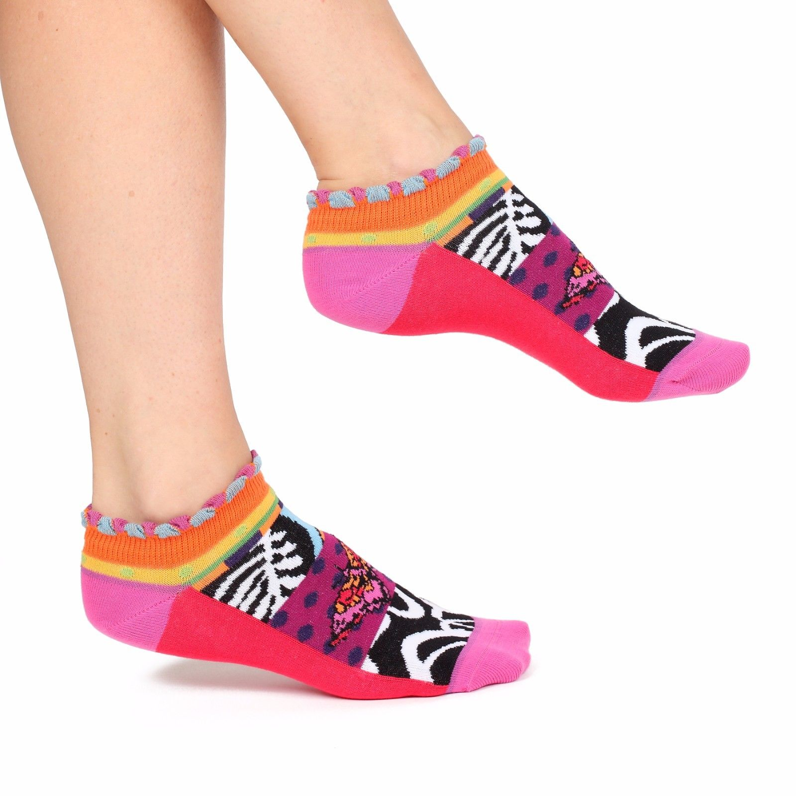 dub drino france women s short anklet ped socks fun colorful funky