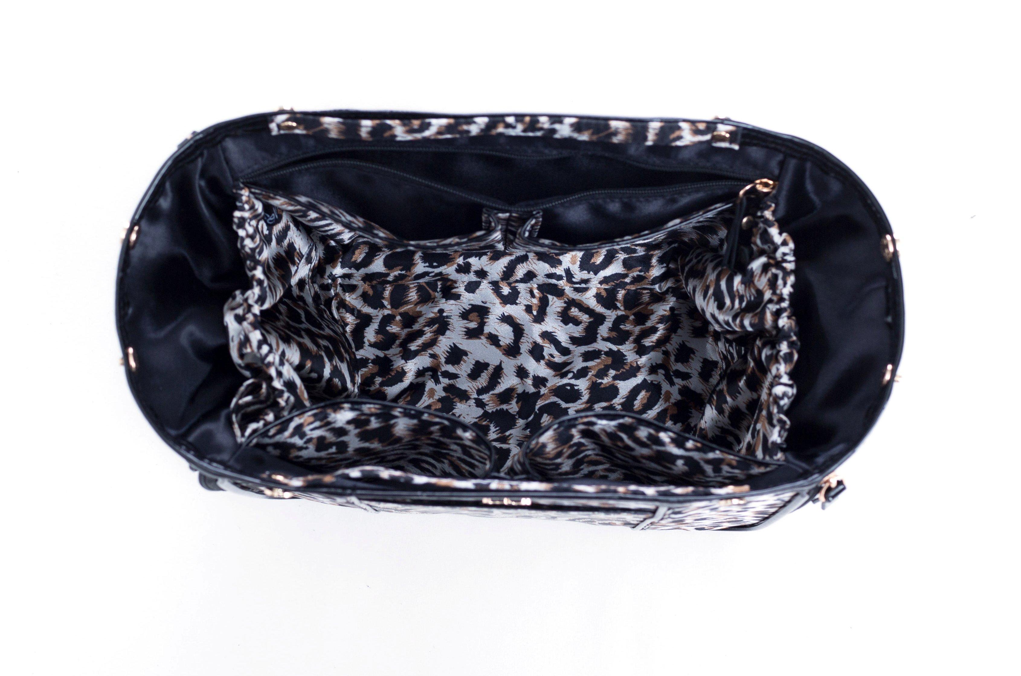 01e99bacc421 PurseN Expandable Purse Organizer Bag Insert High Quality