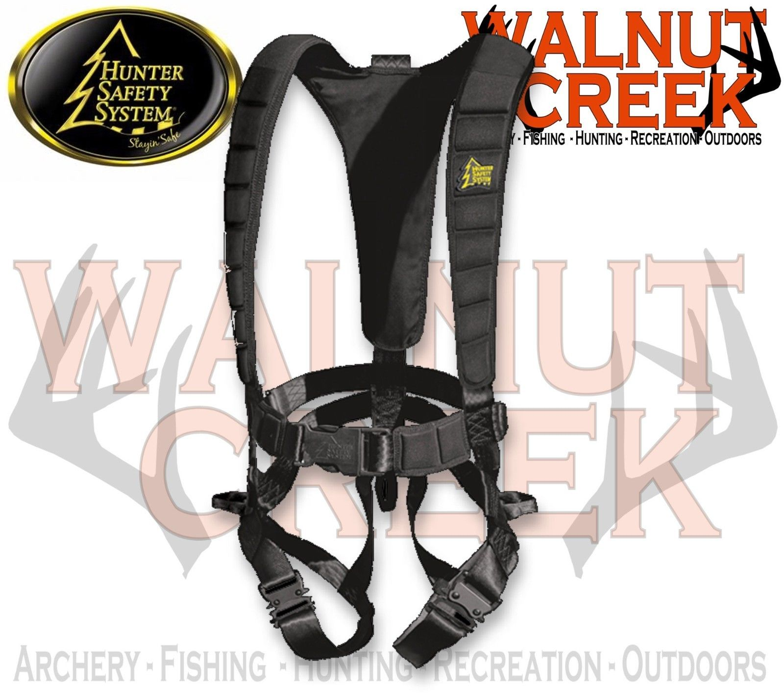 Hunter Safety System Hss 310 Ultra Lite Padded Harness Extras 2x 3x