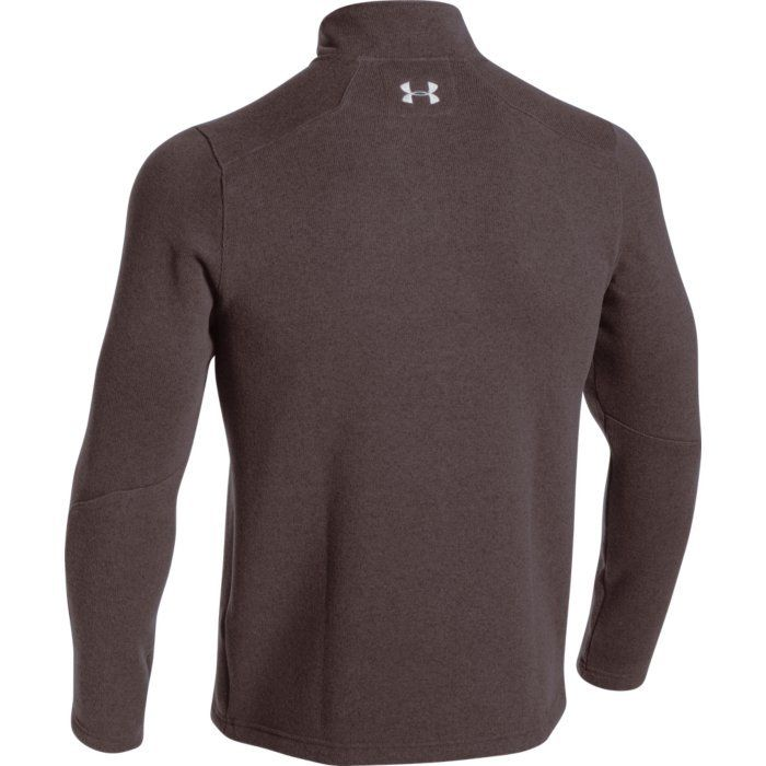 Under Armour Specialist Storm Sweater Coldgear Brown 1238296 240