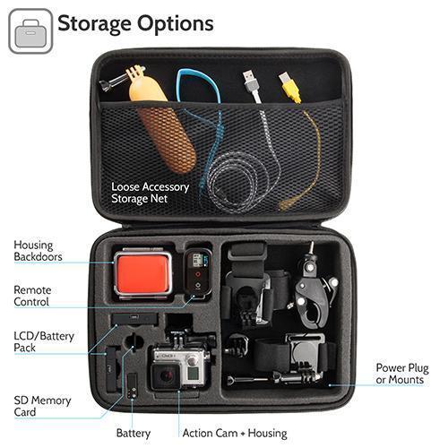 L-M-Gopro-Waterproof-Carry-Storage-Eva-Hard-Case-Bag-for-Go-Pro-HD-Hero-3-4-5-6