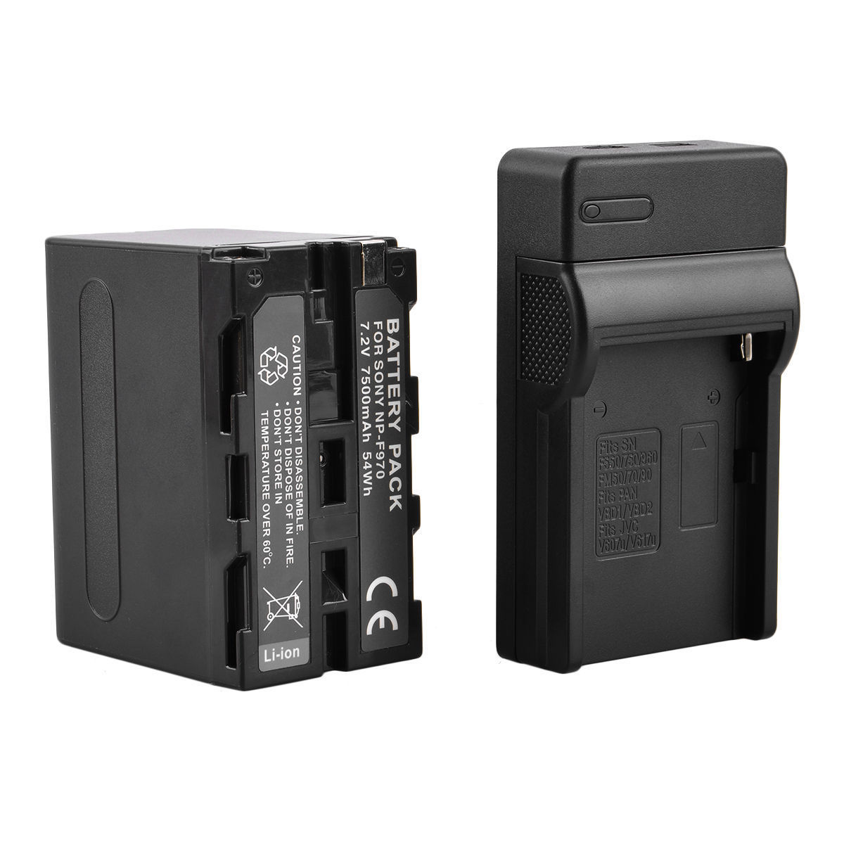 Replacement-Battery-NP-F970-USB-Charger-Dual-For-SONY-NPF970-NP-F500-NP-F750