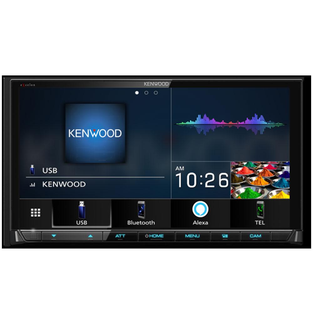 Electronics Car Electronics Kenwood DMX906S 6.95 Digital Media ...