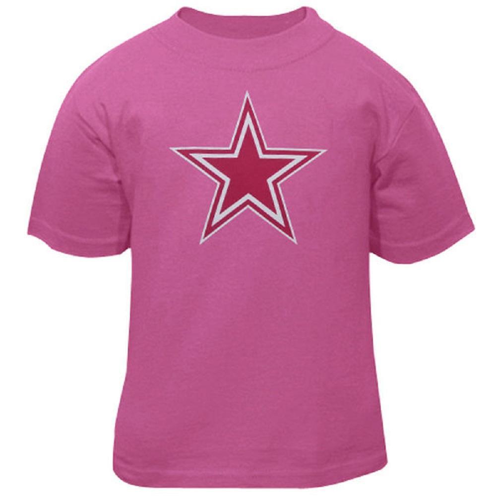 e06b434fd Dallas Cowboys Infant Pink Logo Premier T-Shirt - 12M
