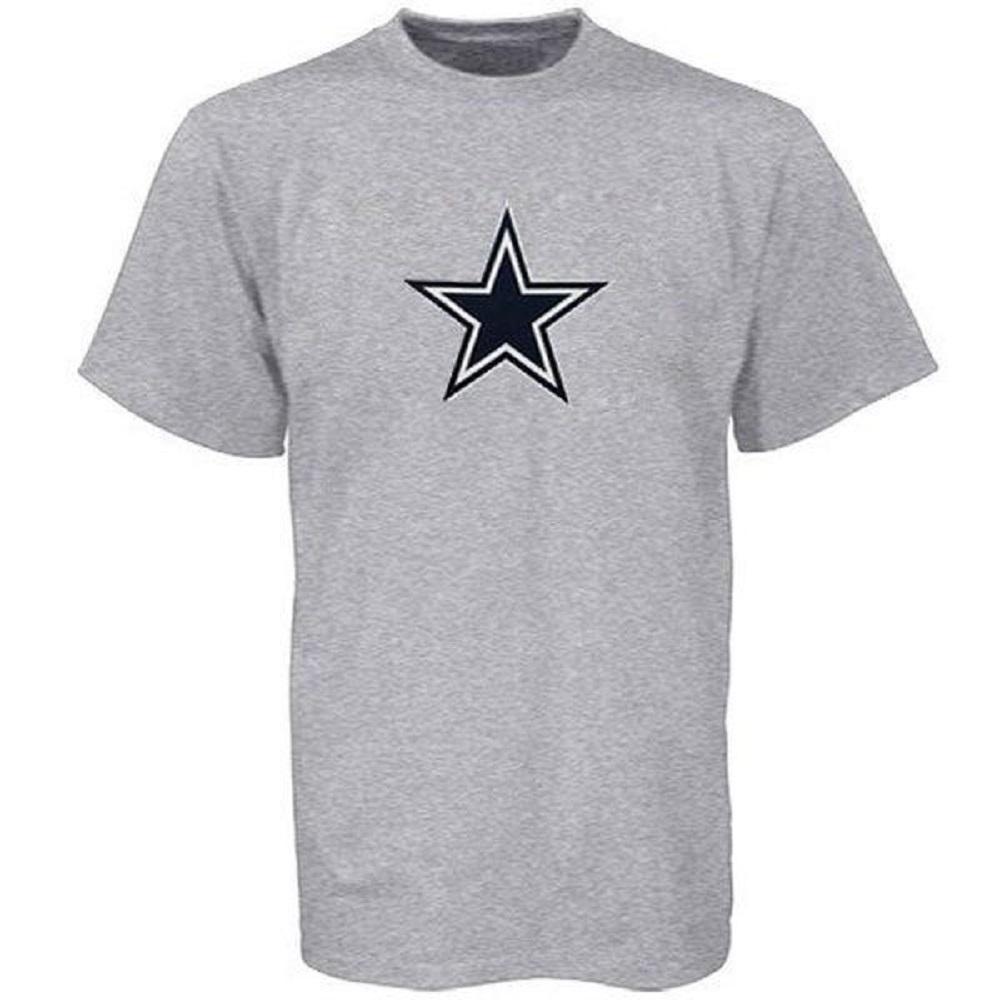 68957ef0 Dallas Cowboys Youth Logo Premier Grey T-Shirt | eBay