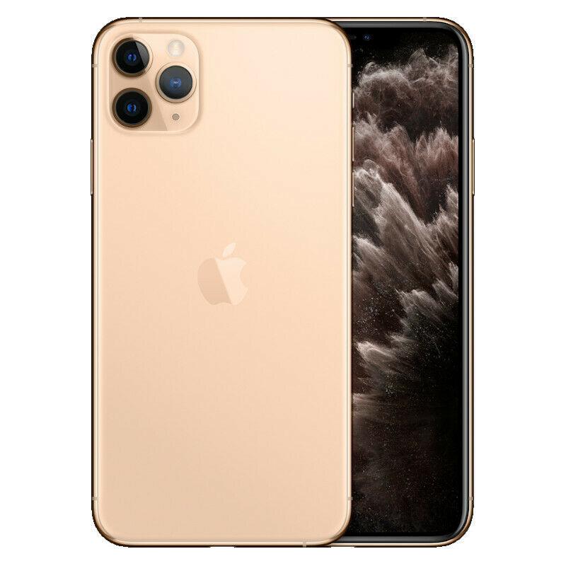 Apple-iPhone-11-Pro-Max-64GB-Factory-Unlocked-4G-LTE-Smartphone thumbnail 8