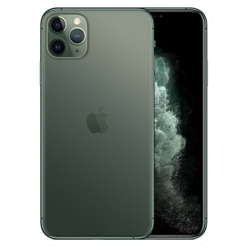Apple-iPhone-11-Pro-Max-64GB-Factory-Unlocked-4G-LTE-Smartphone thumbnail 10