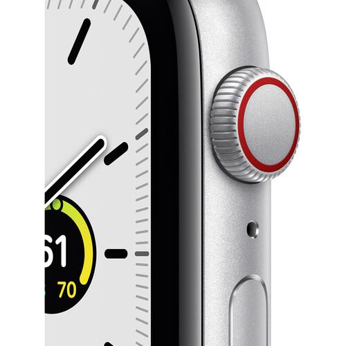 thumbnail 12 - Apple-Watch-SE-GPS-Cellular-40mm-Aluminum-Case-Grade-A