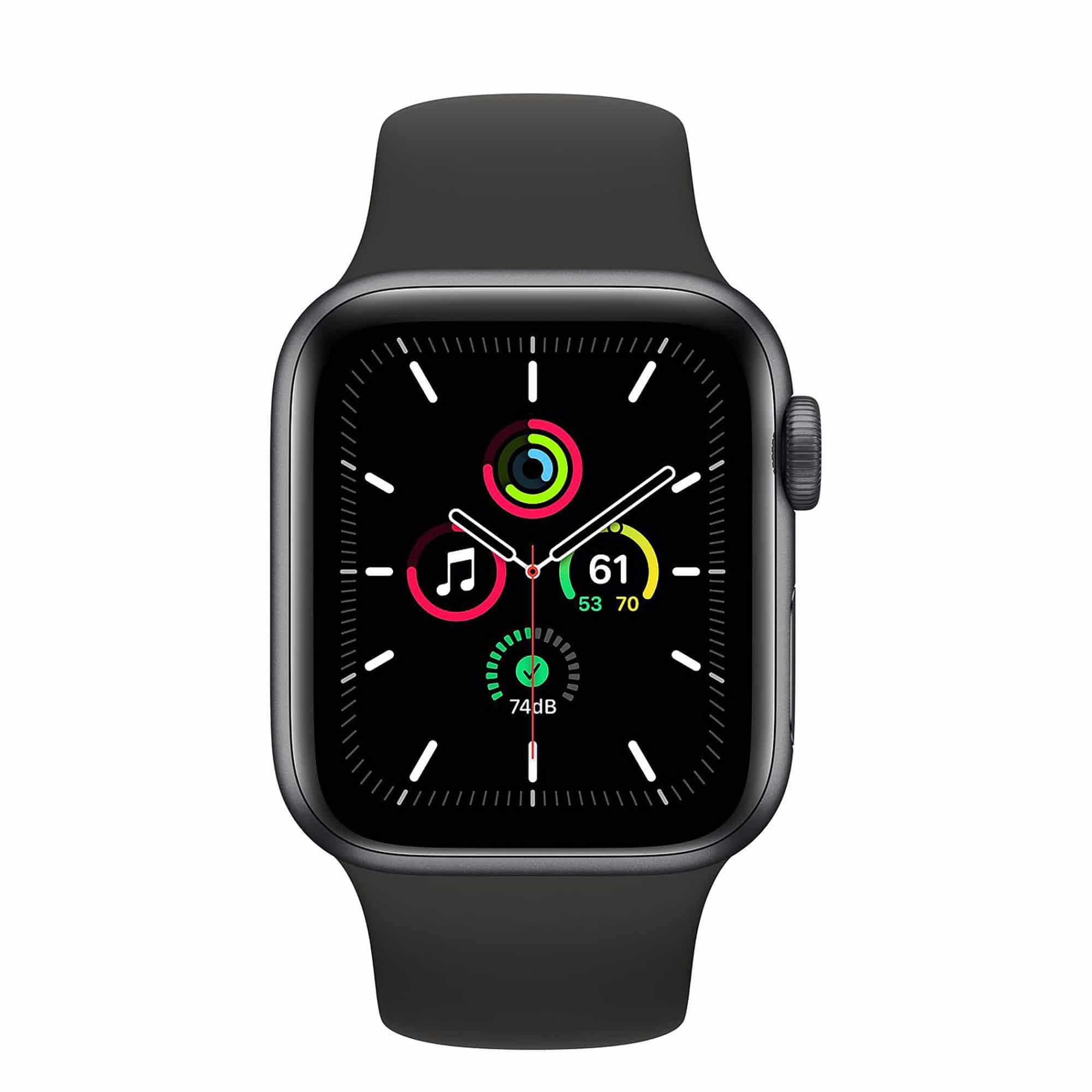 thumbnail 7 - Apple-Watch-SE-GPS-Cellular-40mm-Aluminum-Case-Grade-A