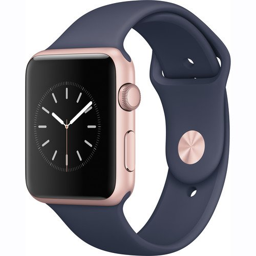 Apple Watch Series 1 42mm With Sport Band Mp022ll A Ebay