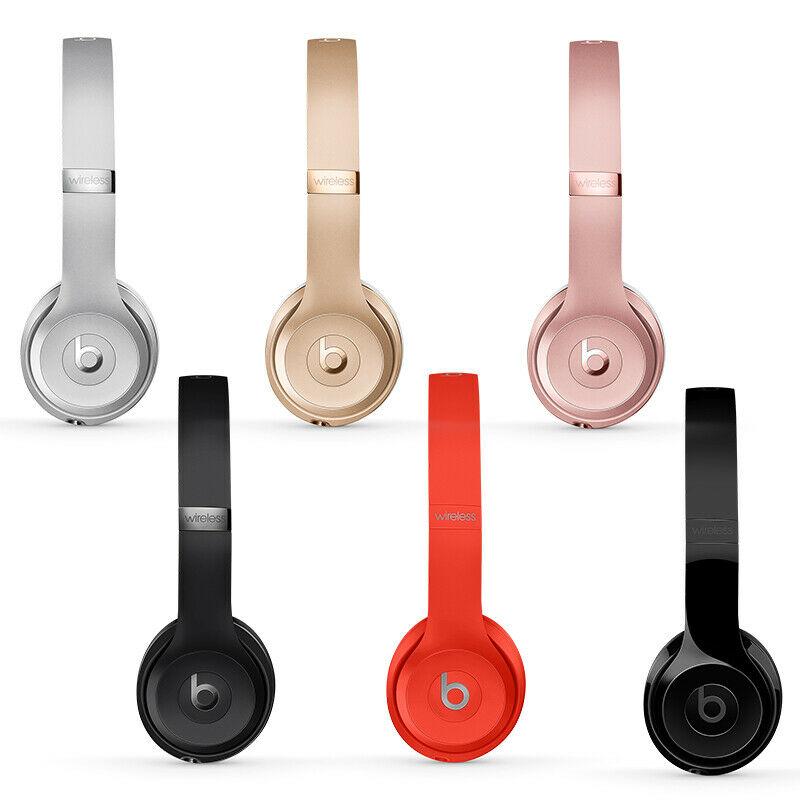Beats Solo3 Wireless On Ear Headphones Ebay