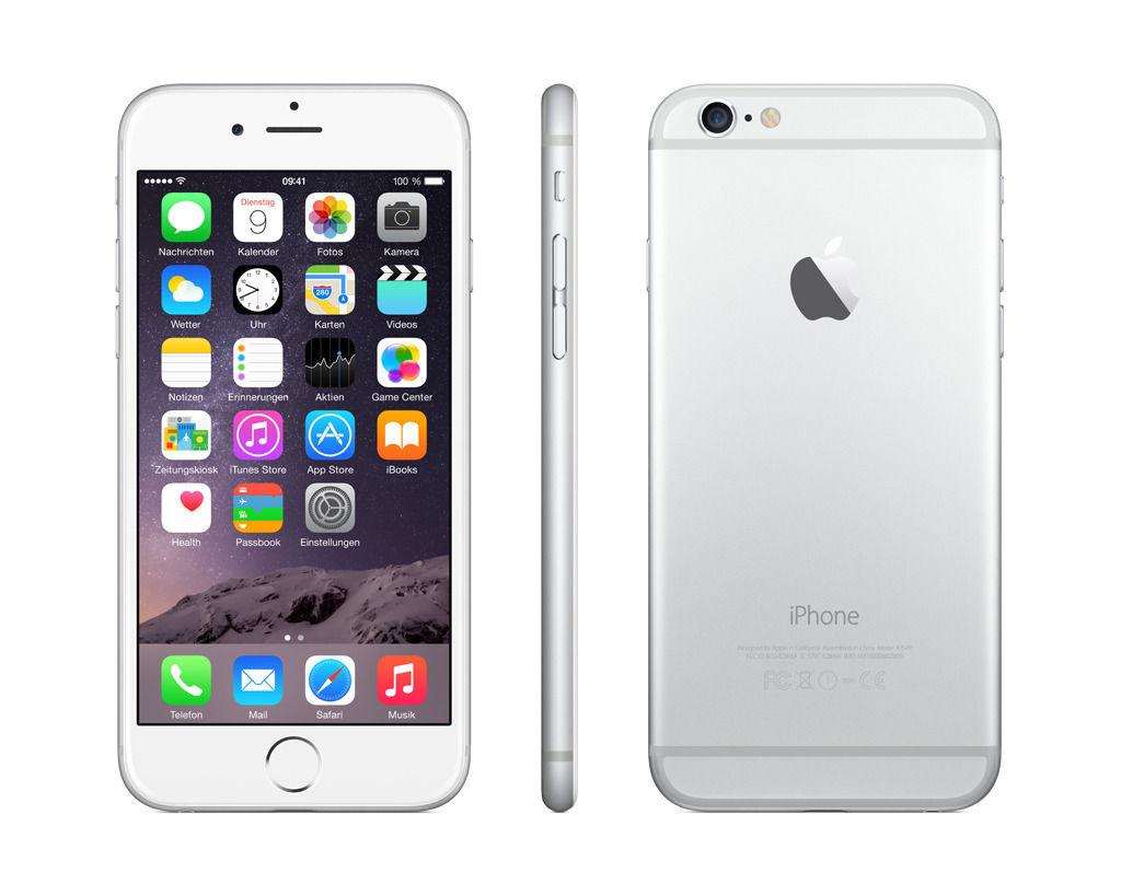 apple iphone 6 16gb unlocked gsm ios smartphone ebay. Black Bedroom Furniture Sets. Home Design Ideas