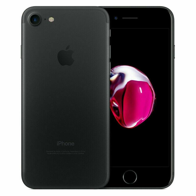 Apple iPhone 7 32GB GSM Unlocked Smartphone  Very Good