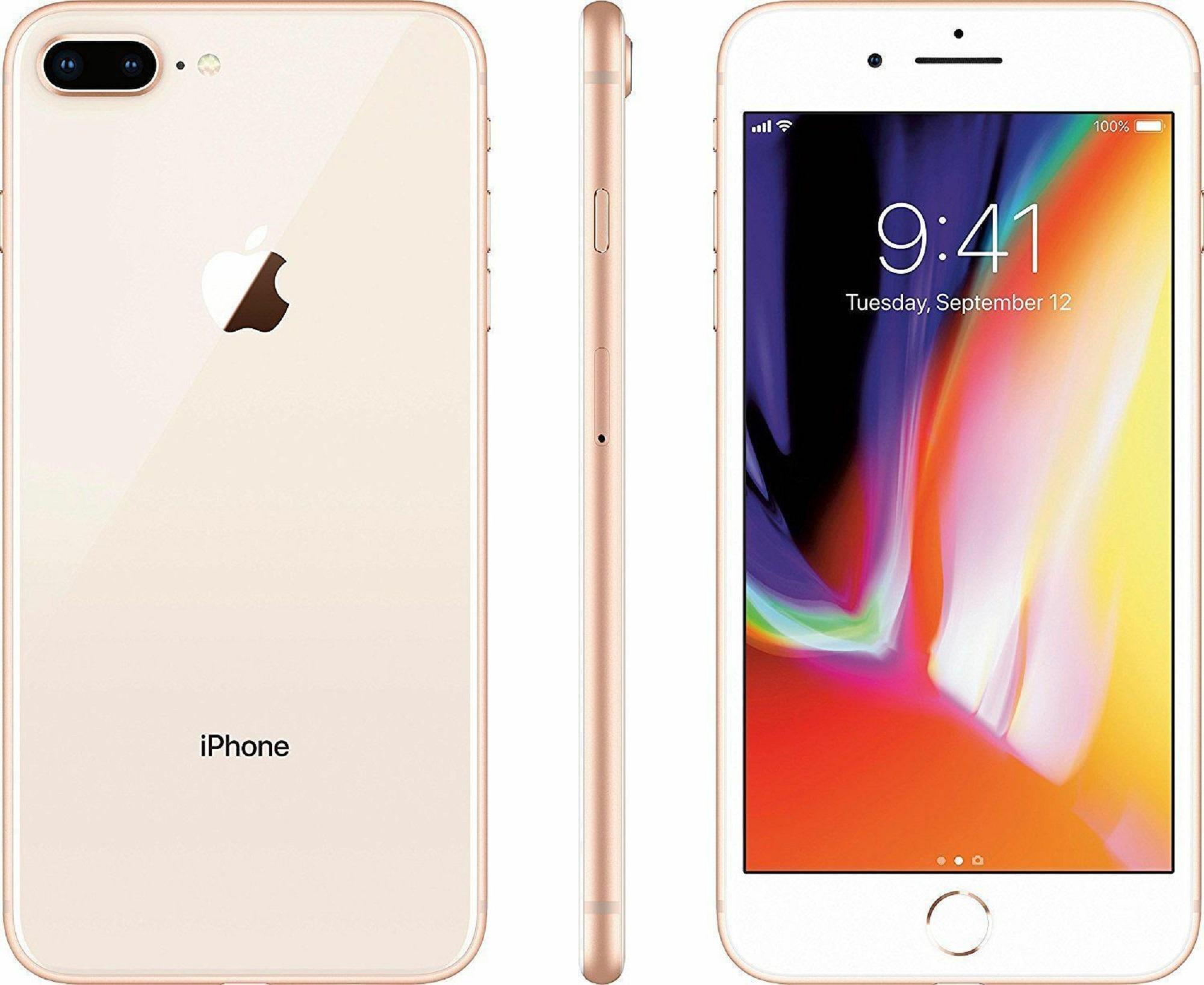 thumbnail 2 - Apple iPhone 8 Plus 64GB Factory Unlocked Smartphone - Very Good