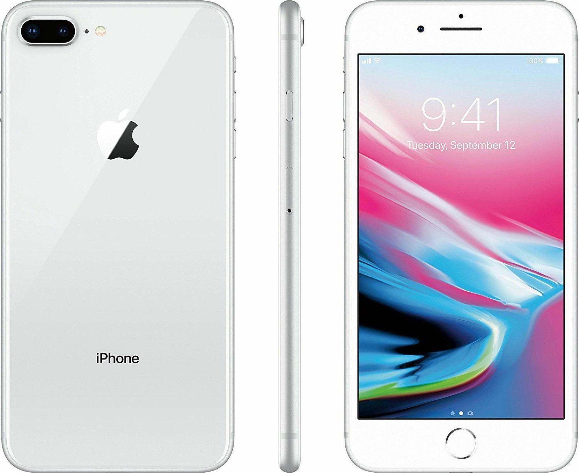 thumbnail 5 - Apple iPhone 8 Plus 64GB Factory Unlocked Smartphone - Very Good