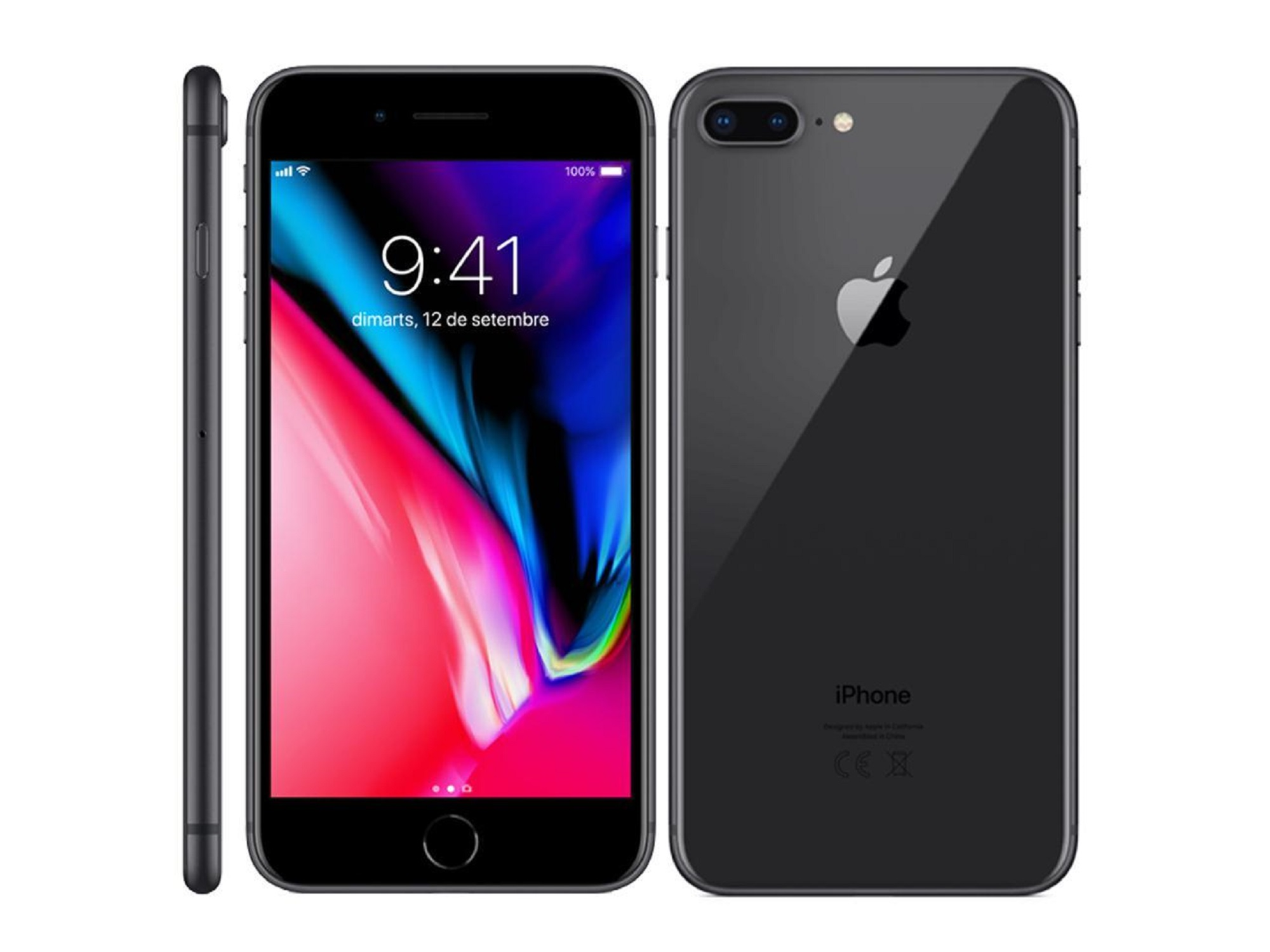 thumbnail 9 - Apple iPhone 8 Plus 64GB Factory Unlocked Smartphone