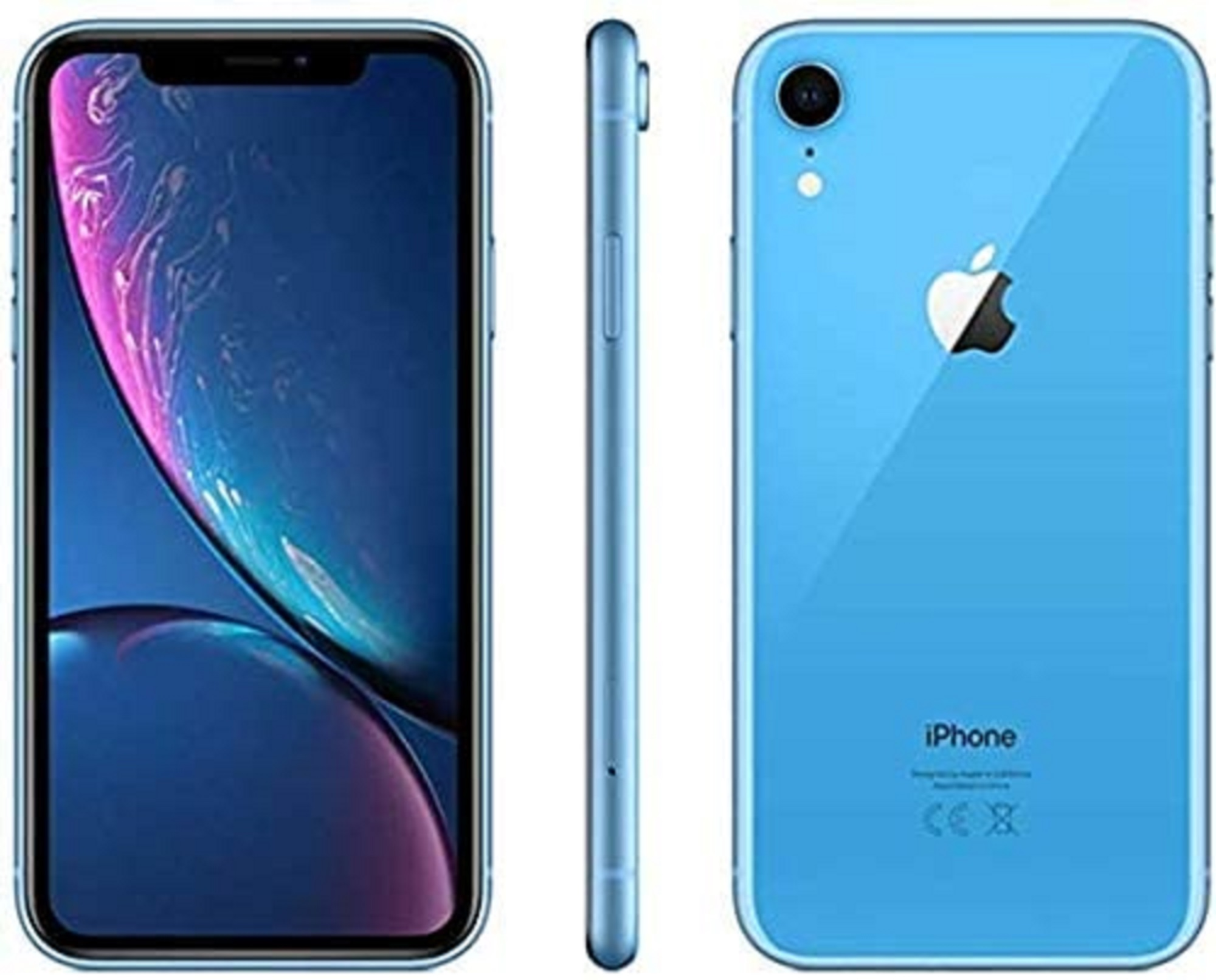 thumbnail 9 - Apple iPhone XR 64GB Factory Unlocked Smartphone 4G LTE iOS Smartphone - Very