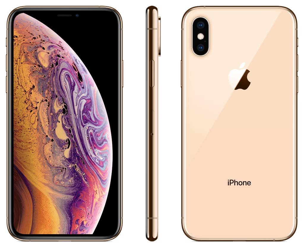Apple-iPhone-XS-64GB-Factory-Unlocked-4G-LTE-iOS-Smartphone thumbnail 8