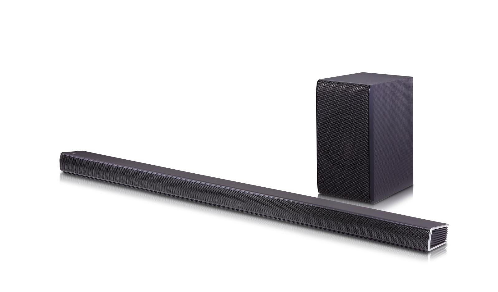 LG SH7B Wireless Multi-Room Bluetooth Sound Bar ONLY~Black