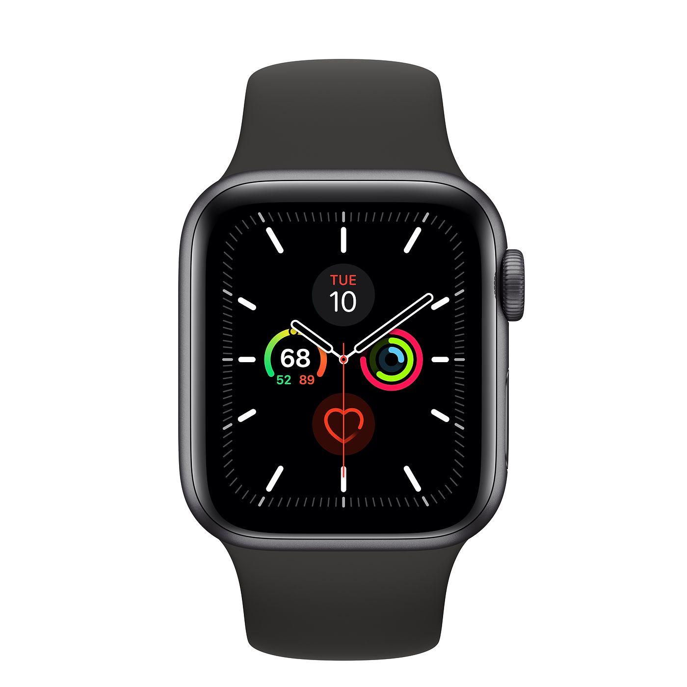 Apple-Watch-Series-5-GPS-Cellular-40mm-Smartwatch-Grade-A thumbnail 3