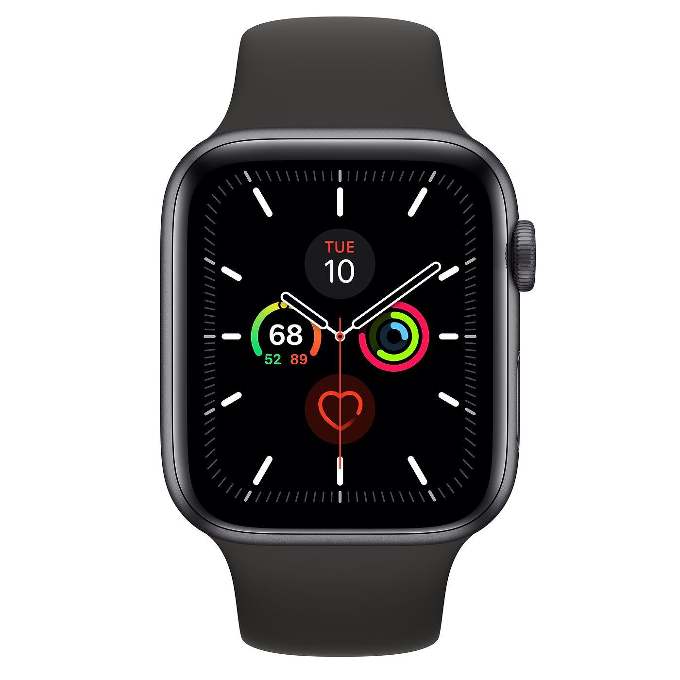 thumbnail 3 - Apple Watch Series 5 (GPS + Cellular) 44mm Smartwatch