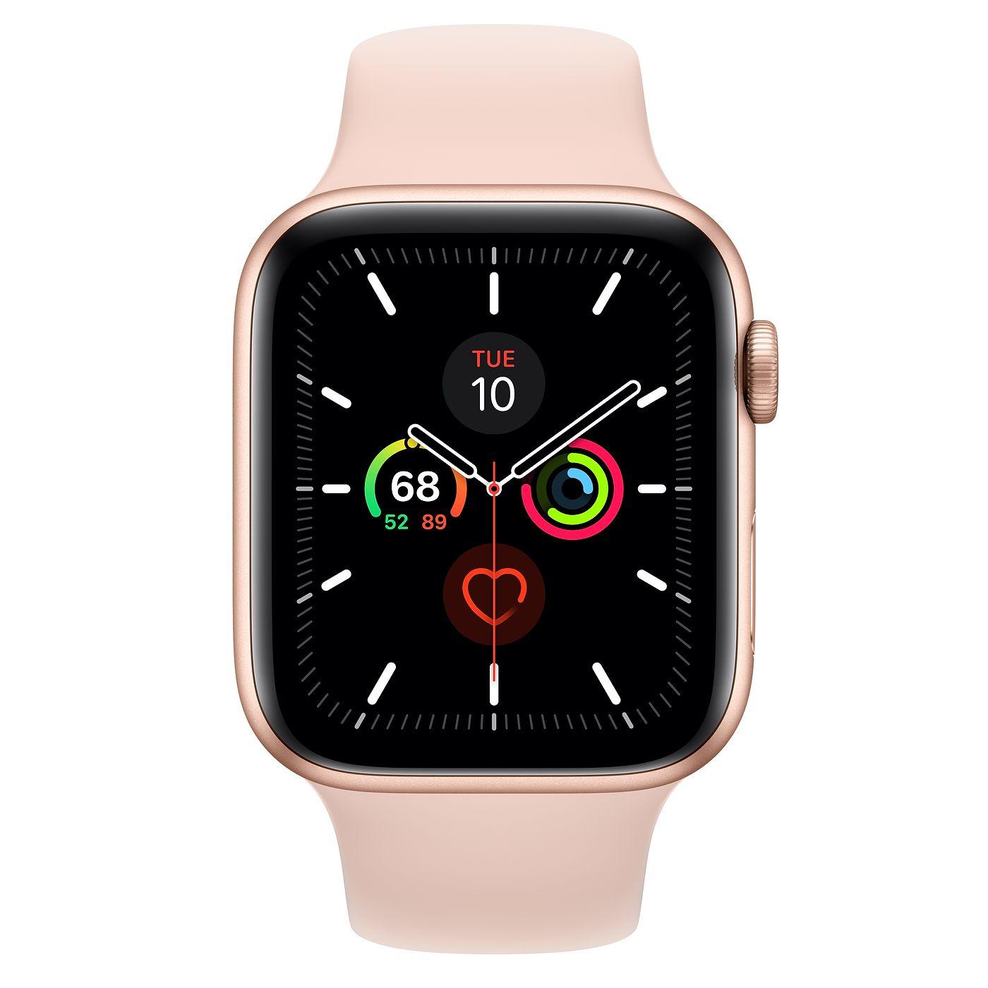 thumbnail 5 - Apple Watch Series 5 (GPS + Cellular) 44mm Smartwatch