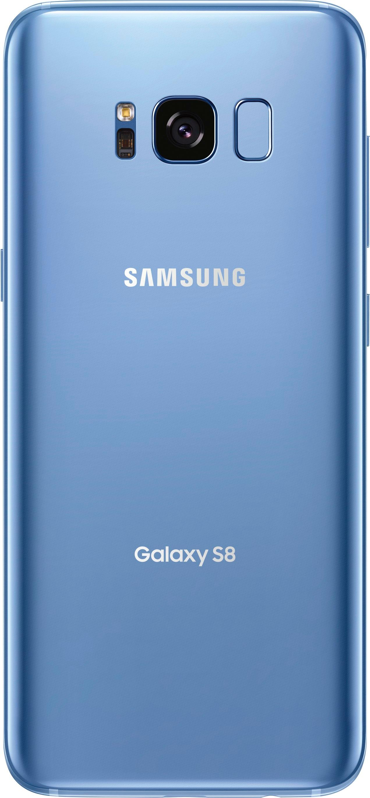 Samsung-Galaxy-S8-SM-G950U-64GB-GSM-Unlocked-Android-Smartphone-Shadow-LCD