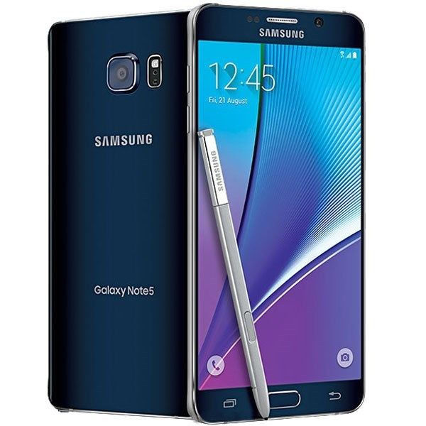 Samsung-Galaxy-Note-5-32GB-SM-N920T-Unlocked-GSM-T-Mobile-4G-Android-Smartphone thumbnail 4