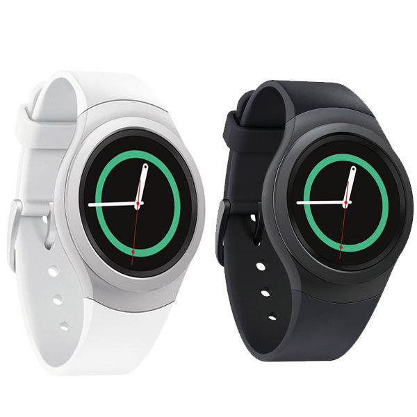 Samsung Galaxy Gear S2 SM R730T Smart Watch Multiple Colors T Mobile
