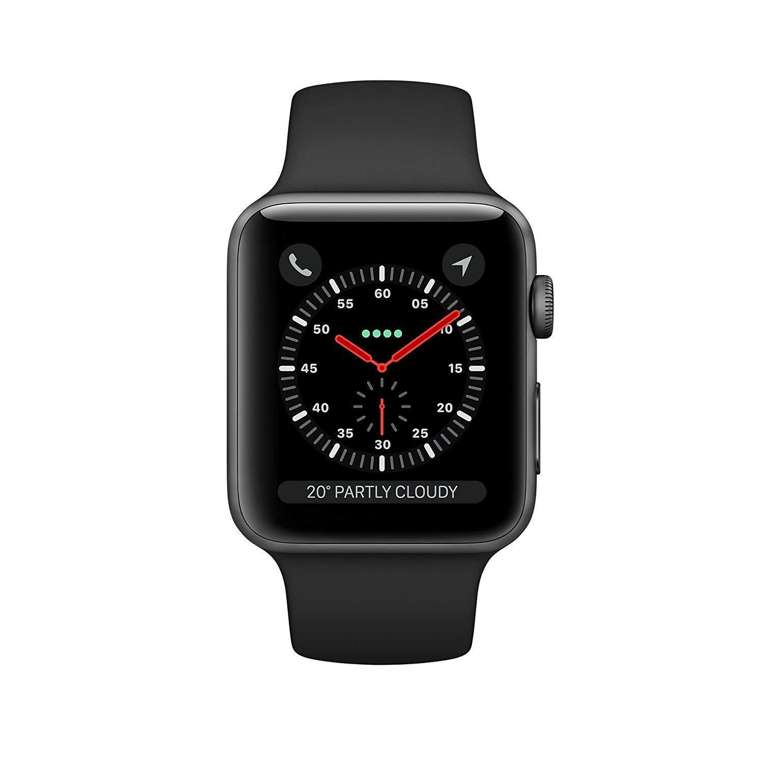 Apple-Watch-38mm-Series-3-GPS-Only-with-Sport-Band-MR352LL-A thumbnail 7