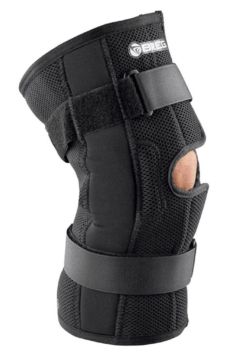 e77a76a830 Breg Economy Hinged Soft Knee Brace With Airmesh Material 1123X   eBay