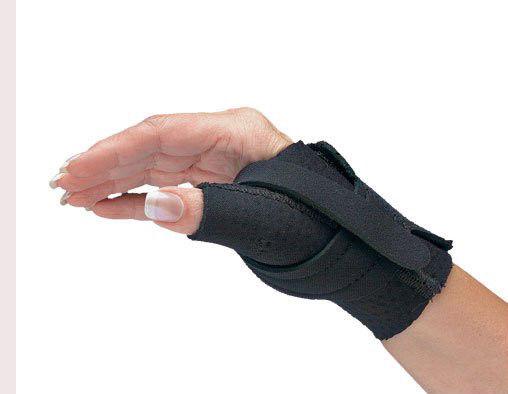 Comfort Cool Thumb CMC Restriction Splint  Thumb CMC Joint