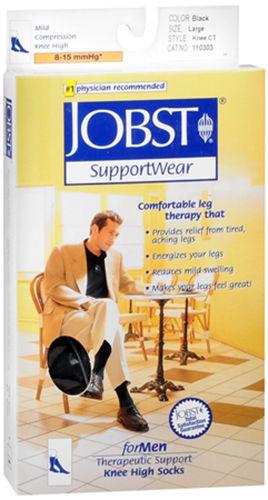 men compression knee high socks 8