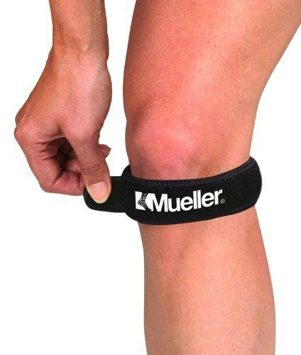 98973d673a Mueller Sports Medicine Runner's Jumper's Knee Strap Patella Support Brace