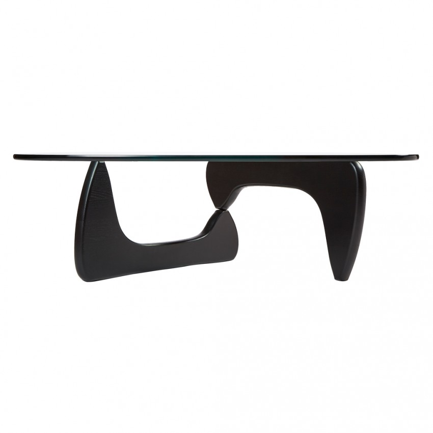 Noguchi Style Triangle Coffee Table